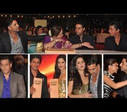 EXCLUSIVE: Big Star Entertainment Awards 2012 photos