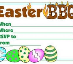 Tips To Plan An Easter Barbecue