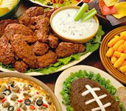 Football Party Recipe Ideas