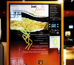 French Fries From Chinese Machines