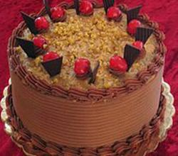 Go Decadent For National German Chocolate Cake Day