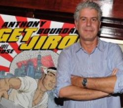 Bourdain Gets 'Bloodthirsty' With 'Get Jiro'!