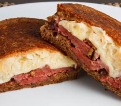 How To Eat The Real Reuben