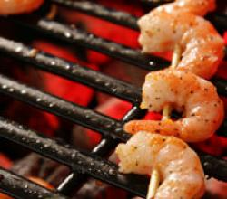 How to BBQ Shrimp