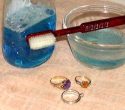 How to Clean Jewelry with Vodka