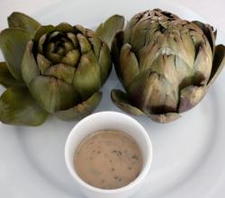 How to Eat Artichokes