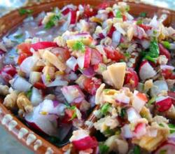 How To Eat Ceviche?