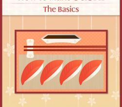 """How to Make Sushi - The Basics"" Cookbook Will Simplify Your Sushi-Making Experience"