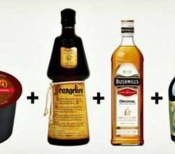 Types of Drinks Made With French Vanilla Kahlua
