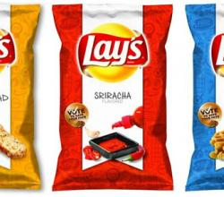 Lay's Introduces 3 New Flavors, Including Sriracha