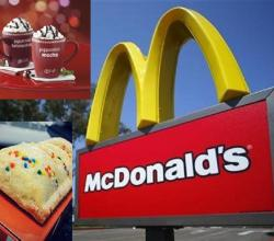 McDonald's Unleashes Holiday Desserts