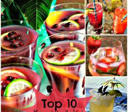 Top 10 Fun & Refreshing Cocktails for Memorial Day