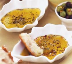 How to Make Olive Oil Dip?