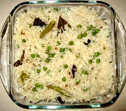 Rice Pulao to Rice pilaf – Journey from Indian to Middle Eastern Food