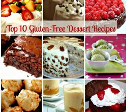Top 10 Gluten-Free Dessert Recipes