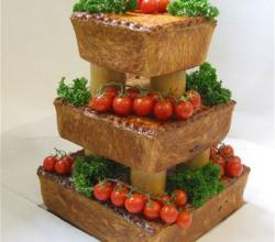 Wanna Have A Pork Pie Wedding Cake?