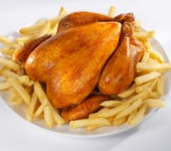 How To Eat Poulet Frites