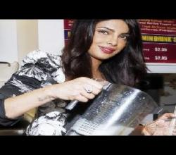 Priyanka Chopra launches EXOTIC MILKSHAKE