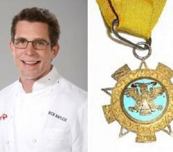 Mexican Honor For Rick Bayless