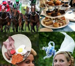 Chef-In-Charge At The Royal Ascot
