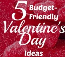 5 Low Budget Valentine's Day Dishes