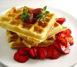 Top 10 Interesting Ways To Serve Waffles