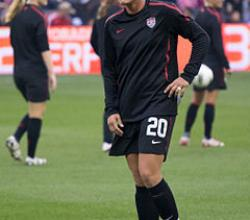 Abby Wambach Eats Balanced For Olympics Success