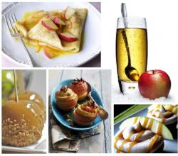 Spell Autumn With Apple Recipes