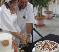 Bacon Studded Wedding
