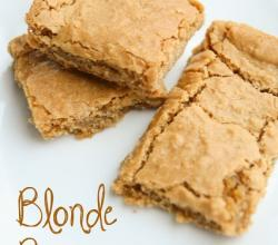 National Blonde Brownie Day Is Here