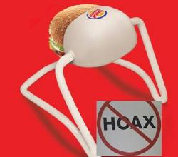 Burger King's Hands-Free Burger Aid Was A Hoax