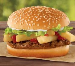 Burger King's Dollar Burger