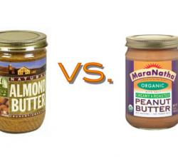 Benefits Of Almond Butter Vs Peanut Butter: