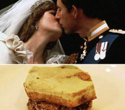 Would You Like To Buy A Slice Of Princess Diana's Wedding Cake?
