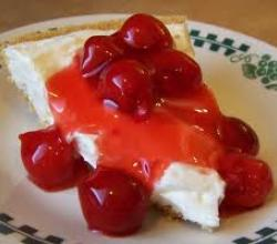 Cheers For National Cherry Cheescake Day