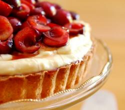 Celebrate National Cherry Tart Day