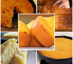 Our Top 5 Cornbread Recipes For You