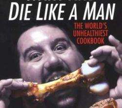 World&#039;s Unhealthiest Cookbook Published!