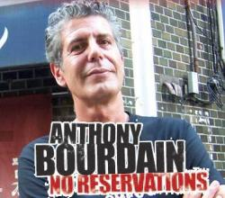 Foul-Mouthed Anthony Bourdain Talks Shop