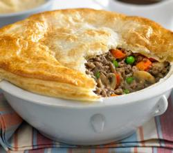 Why Does Pot Pie Beef Have So Much Saturated Fat?