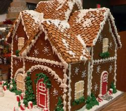 Best 5 Gingerbread House Icing Ideas