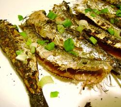 What Can You Make With Broiled Sardines
