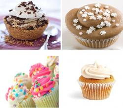 5 Easy Butter Cupcake Ideas