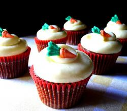5 Easy Carrot Cupcake Ideas
