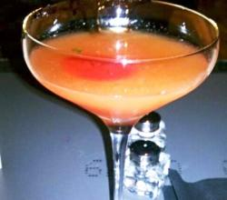 Cheese Martini Garnishing Tips