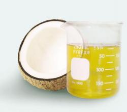 What Are The Types of Coconut Oil