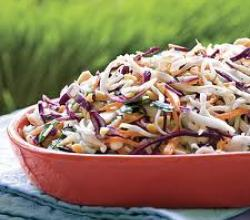 How To Eat Coleslaw