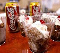 Deep Fried Coke as a fair food
