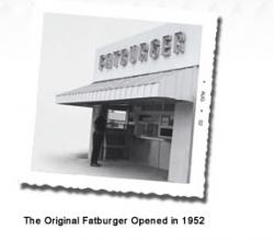 Fatburger Menu - The Last Great Hamburger Stand