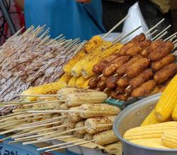 Top 10 Filipino Street Food